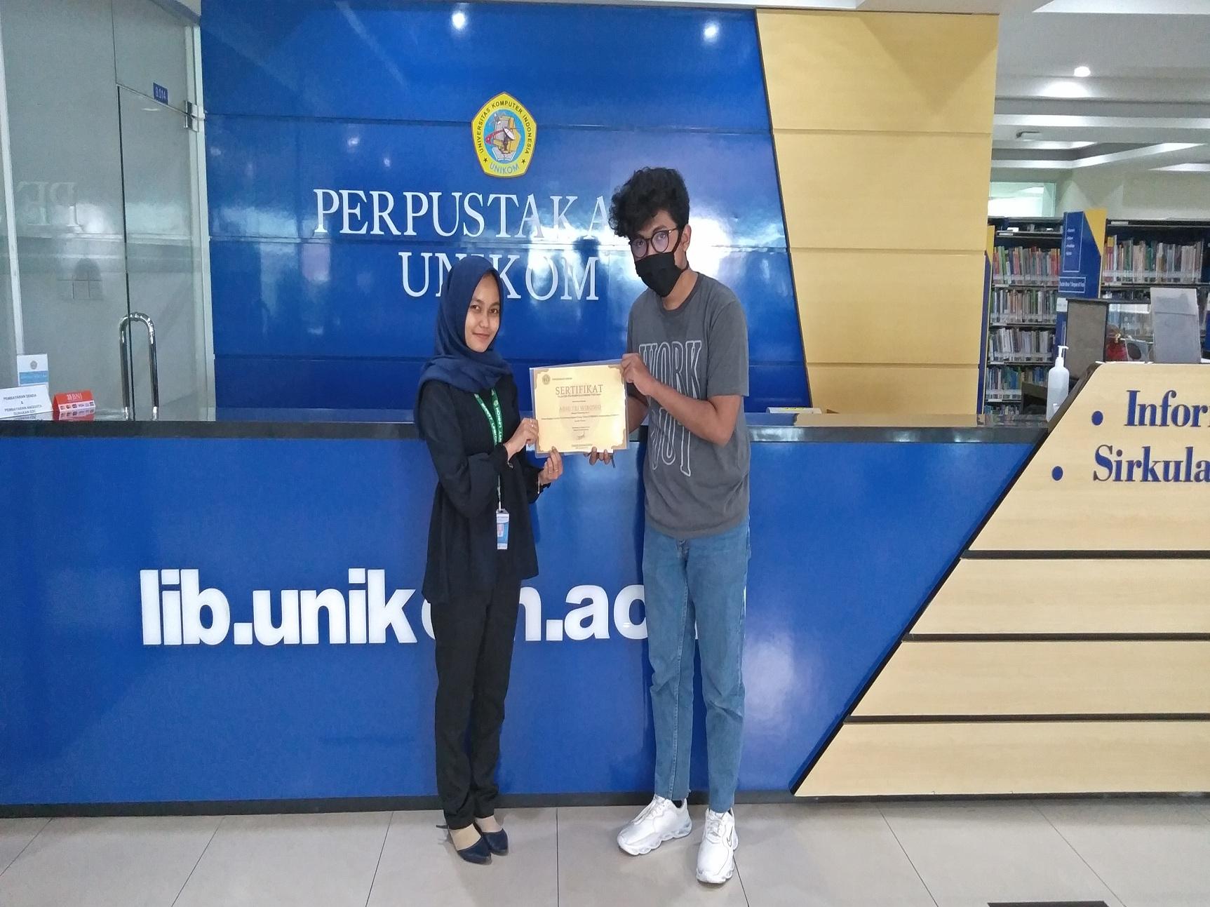 Pemenang II, Adhi Tri Wibowo.