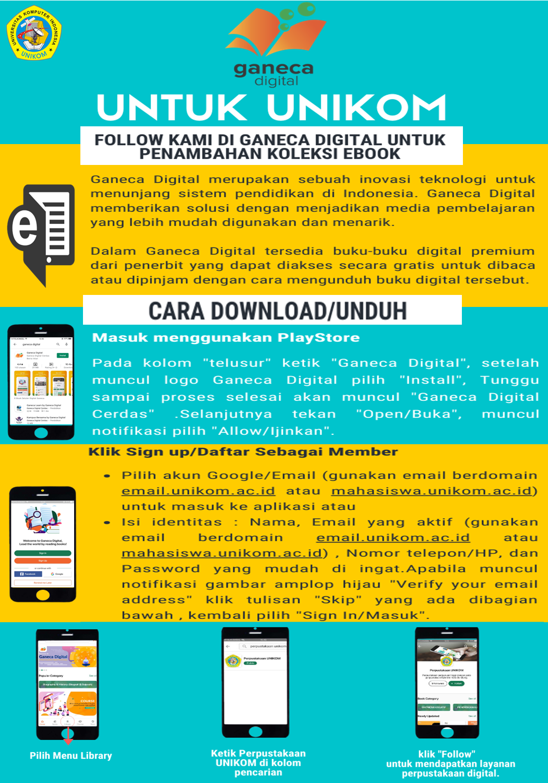 ganeca leaflet